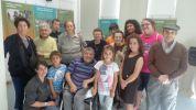Continuar... Lar da Igreja Nova visitou exposição sobre José Martinho