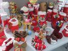 Continuar... Botas de Natal na Biblioteca