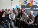 Continuar... Crianças e idosos partilham histórias em Ferreira do Zêzere