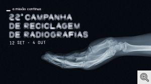 22ª Campanha de Reciclagem de Radiografias