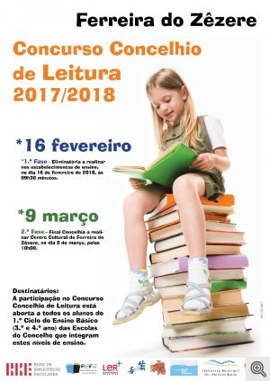 Concurso Concelhio de Leitura