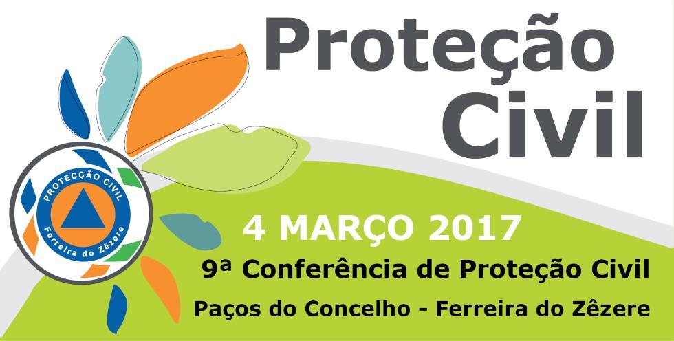 Conferência Proteção Civil