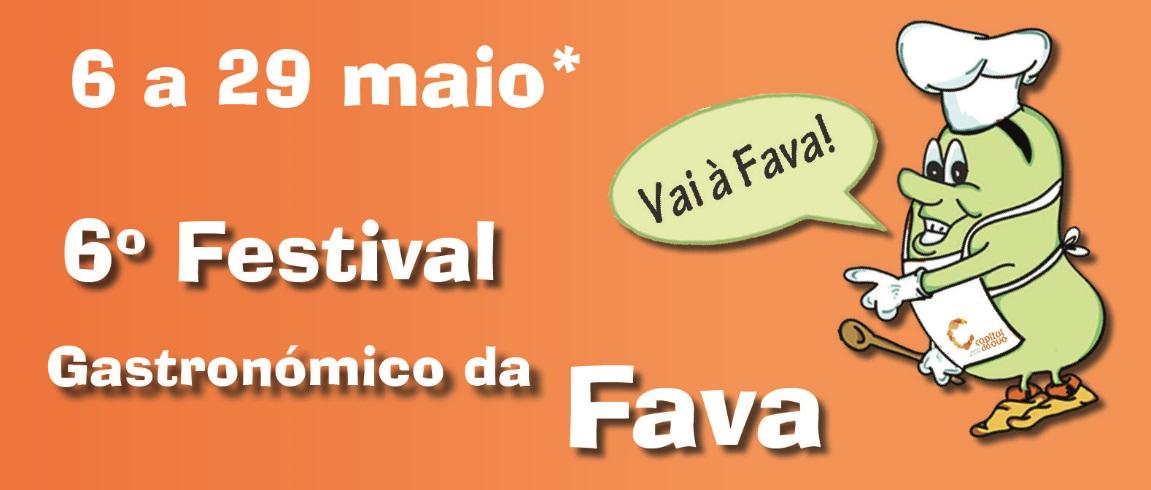 6º Festival Gastronómico da Fava