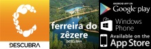Aplicação Descubra Ferreira do Zêzere