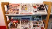 Continuar... Novidades na secção de jornais e revistas da Biblioteca