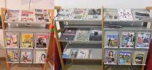 Continuar... Notícias frescas na Biblioteca
