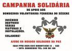 Continuar... Campanha solidária BVFZ