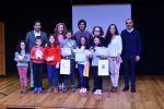 Continuar... Lara Alves e Inês Freitas venceram 4º Concurso Concelhio de Leitura