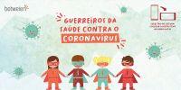 Continuar... Guerreiros da Saúde contra o Coronavírus