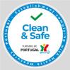 Continuar... Postos de Turismo de Ferreira do Zêzere e Dornes com selo Clean & Safe