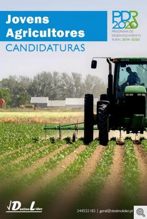 Apoio para jovens agricultores