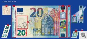 Nota de 20 euros