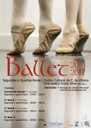 Ballet 2016/17