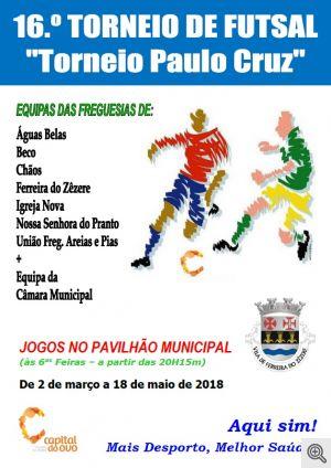 15º Torneio de Futsal