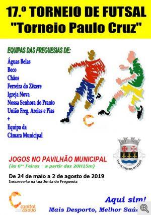 17º Torneio de Futsal