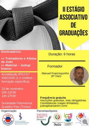 II Estágio Associativo de Graduações