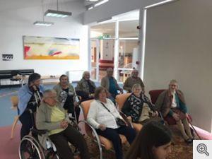 Atividades com idosos 2