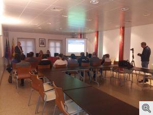 Sessão de Divulgação dos apoios DLBC