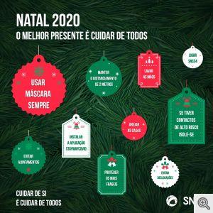 Sensibilização Covid-19 Natal 2020