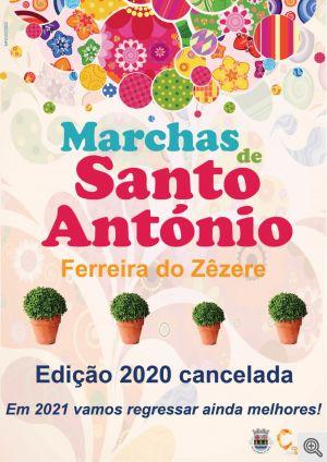 Marchas Sto António 2020 Canceladas