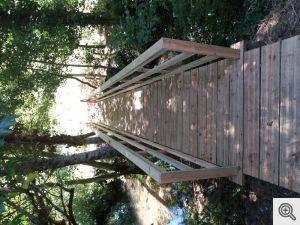 ponte açude do pego