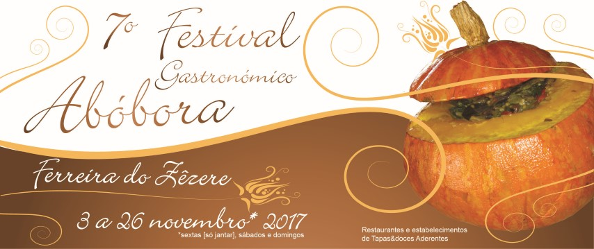7º Festival Gastronómico da Abóbora