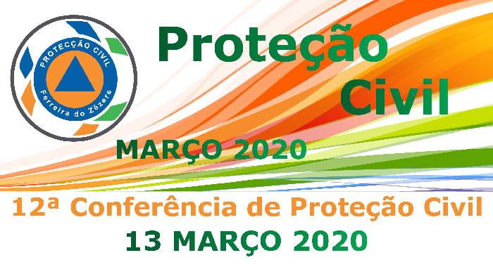 12ª Conferência de Proteção Civil