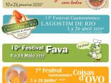 Festivais Gastronómicos de Ferreira do Zêzere